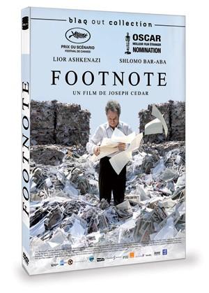 Footnote : conflit de famille
