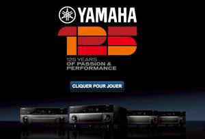 Gagnez 125 en bon d 39 achat pour les 125 ans de yamaha for Bon d achat id garage