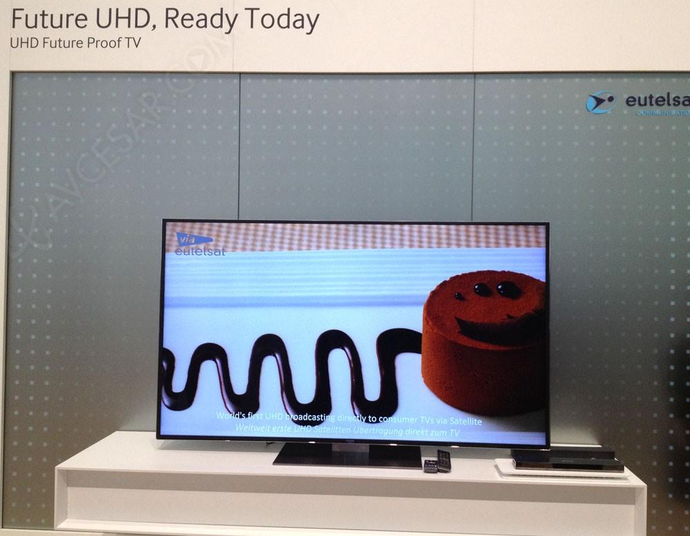 ifa 13 tv led ultra hd samsung f9000 mise jour sp cifications et prix indicatifs. Black Bedroom Furniture Sets. Home Design Ideas