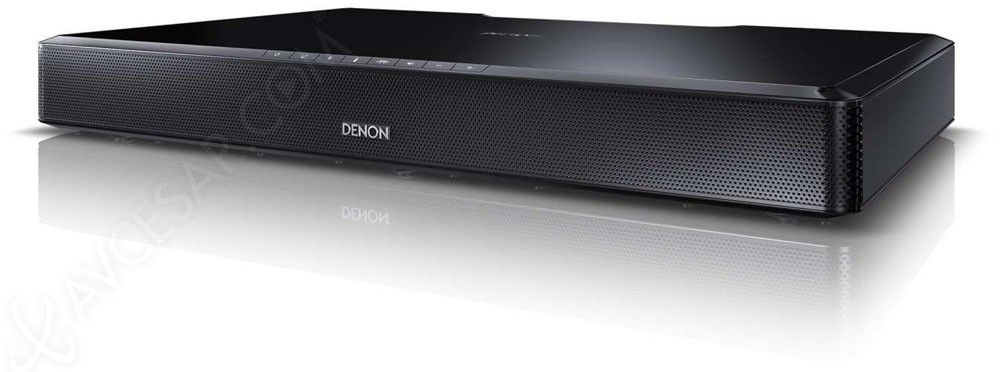 denon dht t100 barre sonore st r o support tv. Black Bedroom Furniture Sets. Home Design Ideas