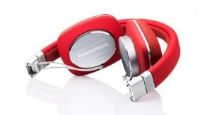 Bowers & Wilkins P3 version rouge : la palette s'étend