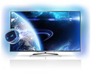 IFA 13 > TV Ultra HD Philips 65PFL9708/84PFL9708 : mise à jour 2 160p/50 et 2 160p/60 en 2014