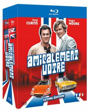 Blu-Ray Amicalement vôtre : buddy série culte