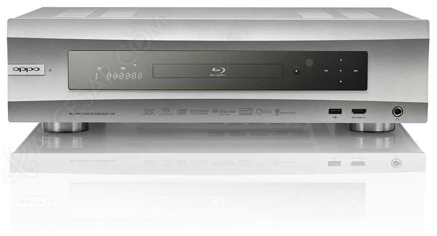 Platine blu ray oppo bdp 103eu gagner au salon hi fi - Salon hifi home cinema ...