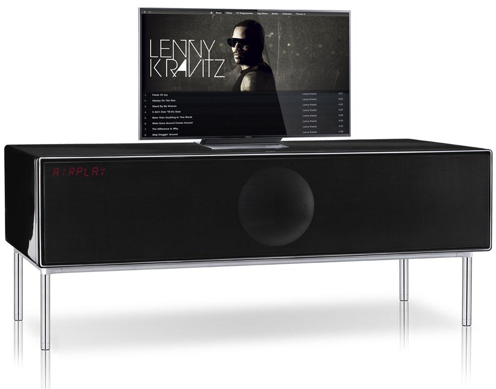 Geneva Xxl Wireless Meuble Tv 5 1 Dlna Airplay