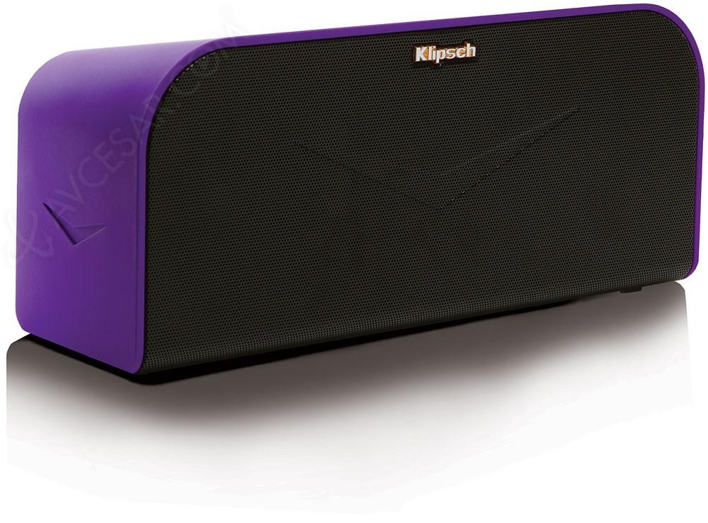 klipsch kmc 1 enceinte nomade bluetooth bis. Black Bedroom Furniture Sets. Home Design Ideas