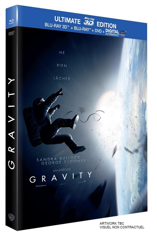 Gravity en imax 3d pendant une semaine - Gaumont pathe labege ...