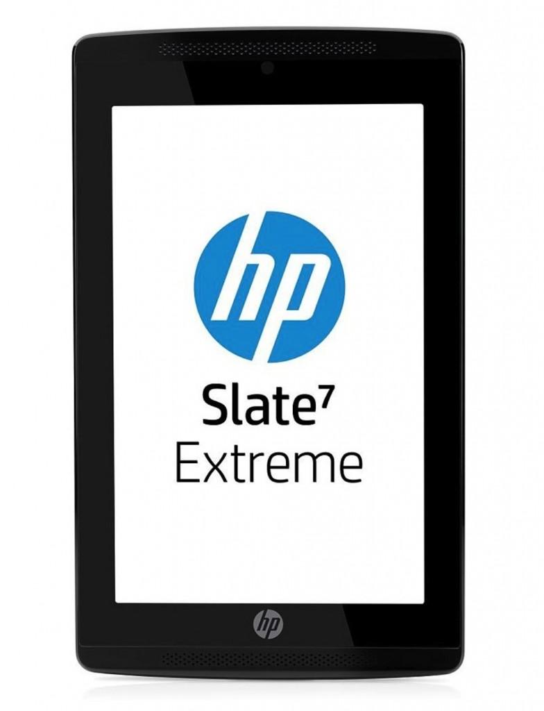 Tablette HP Slate7 : version Extreme…