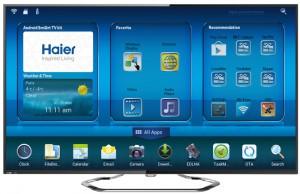CES 14 > TV LED Haier M7000 : 3 Smart TV Android pour le printemps