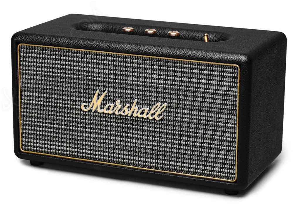 marshall stanmore enceinte bluetooth amplifi e. Black Bedroom Furniture Sets. Home Design Ideas
