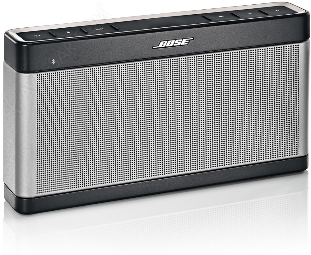 bose soundlink iii enceinte bluetooth nomade. Black Bedroom Furniture Sets. Home Design Ideas