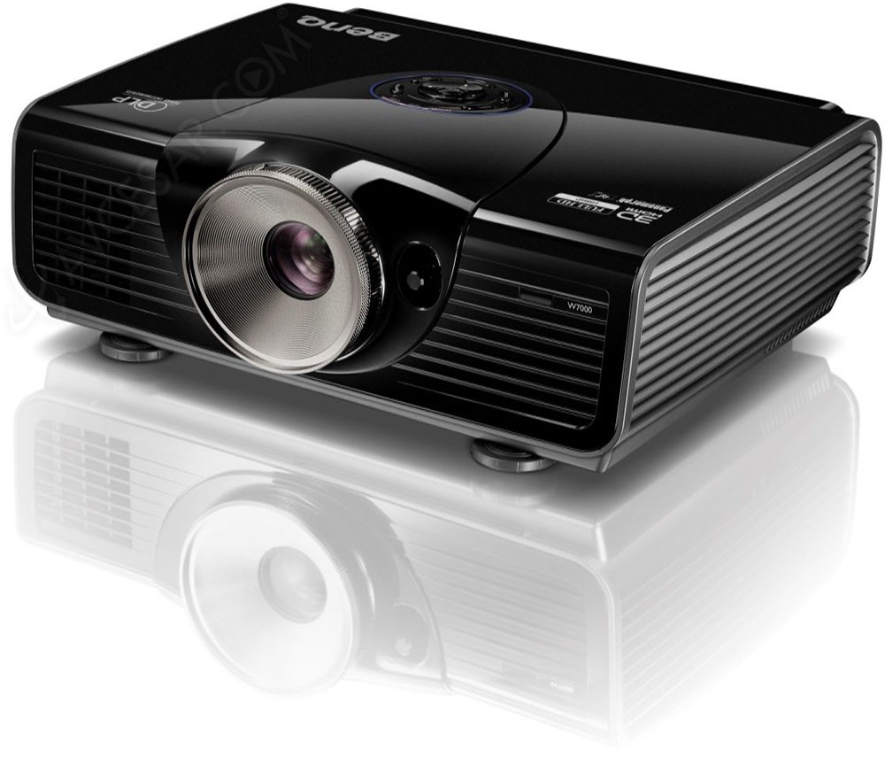 Vid oprojecteur benq w7500 objectif home cin ma - Videoprojecteur home cinema pour un interieur ultra moderne ...