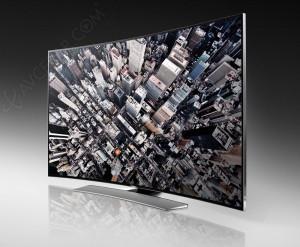 (MAJ) TV LED Ultra HD Samsung HU8500 courbes : mise à jour prix indicatifs et spécifications