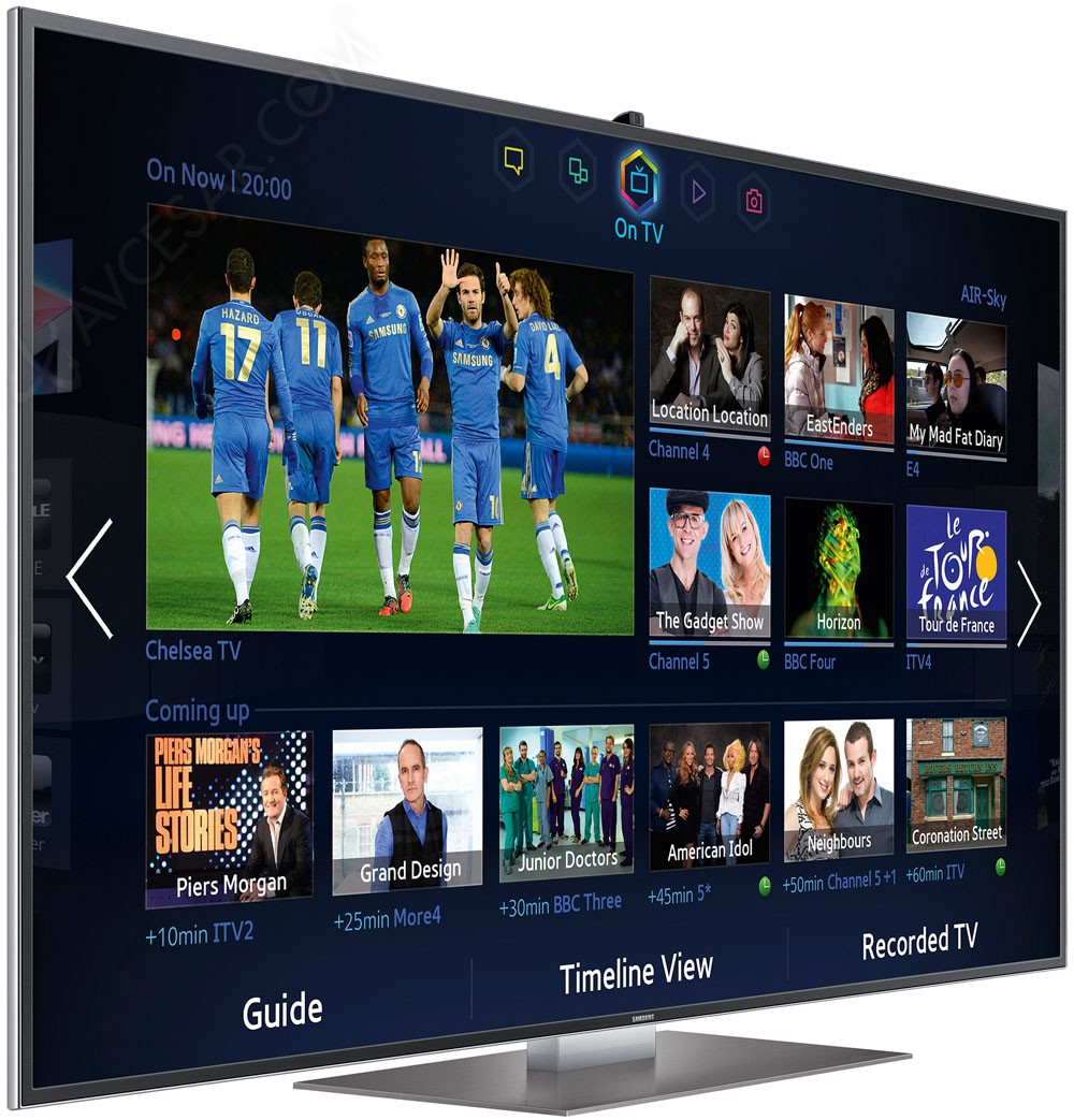 tv led ultra hd samsung f9000 mise jour prix indicatifs. Black Bedroom Furniture Sets. Home Design Ideas