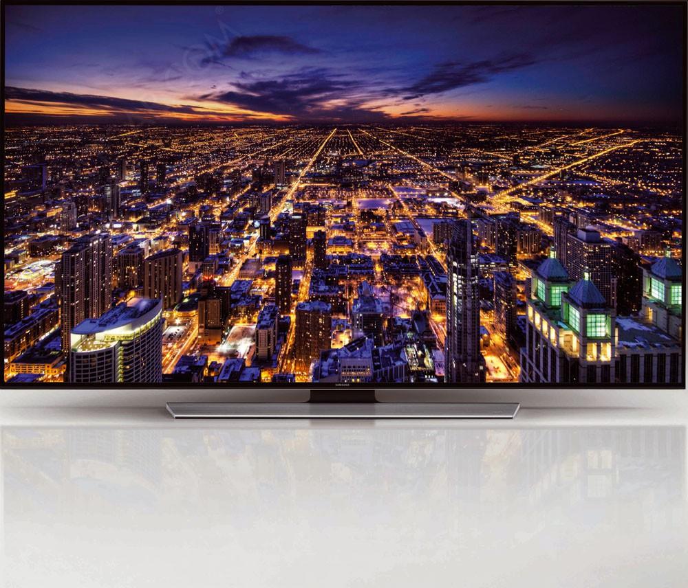 tv led ultra hd samsung hu7500 mise jour prix indicatifs et sp cifications. Black Bedroom Furniture Sets. Home Design Ideas