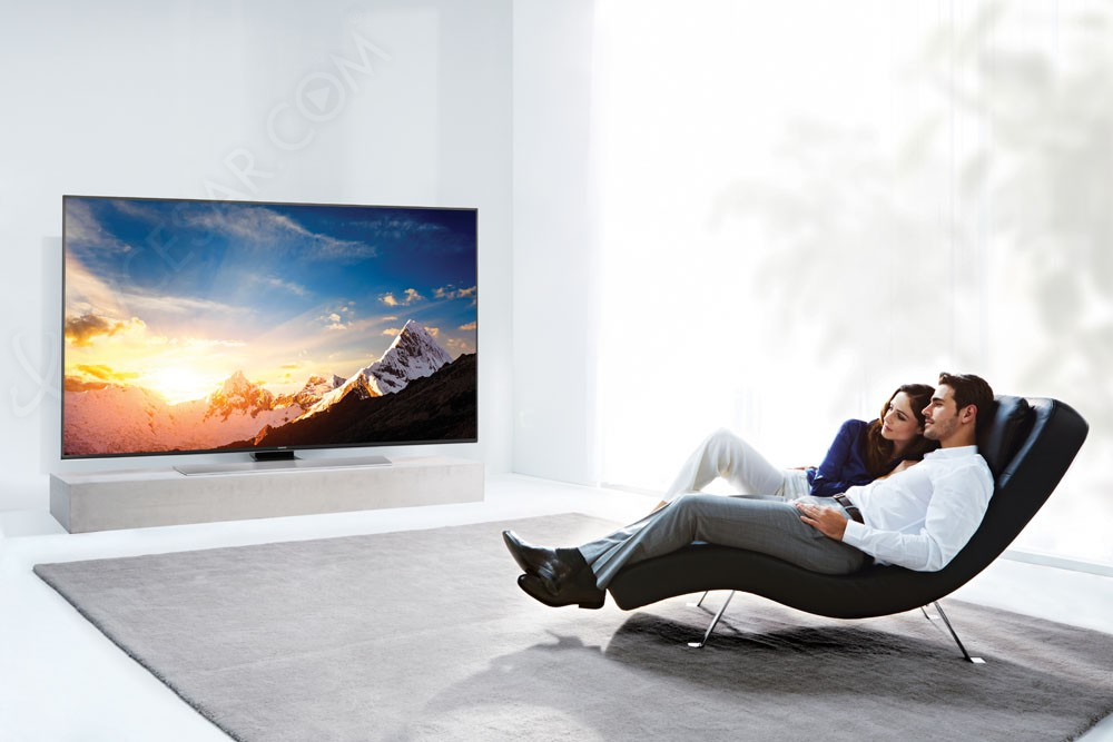 tv led ultra hd samsung hu7500 mise jour prix indicatifs et sp cifications. Black Bedroom Furniture Sets. Home Design Ideas