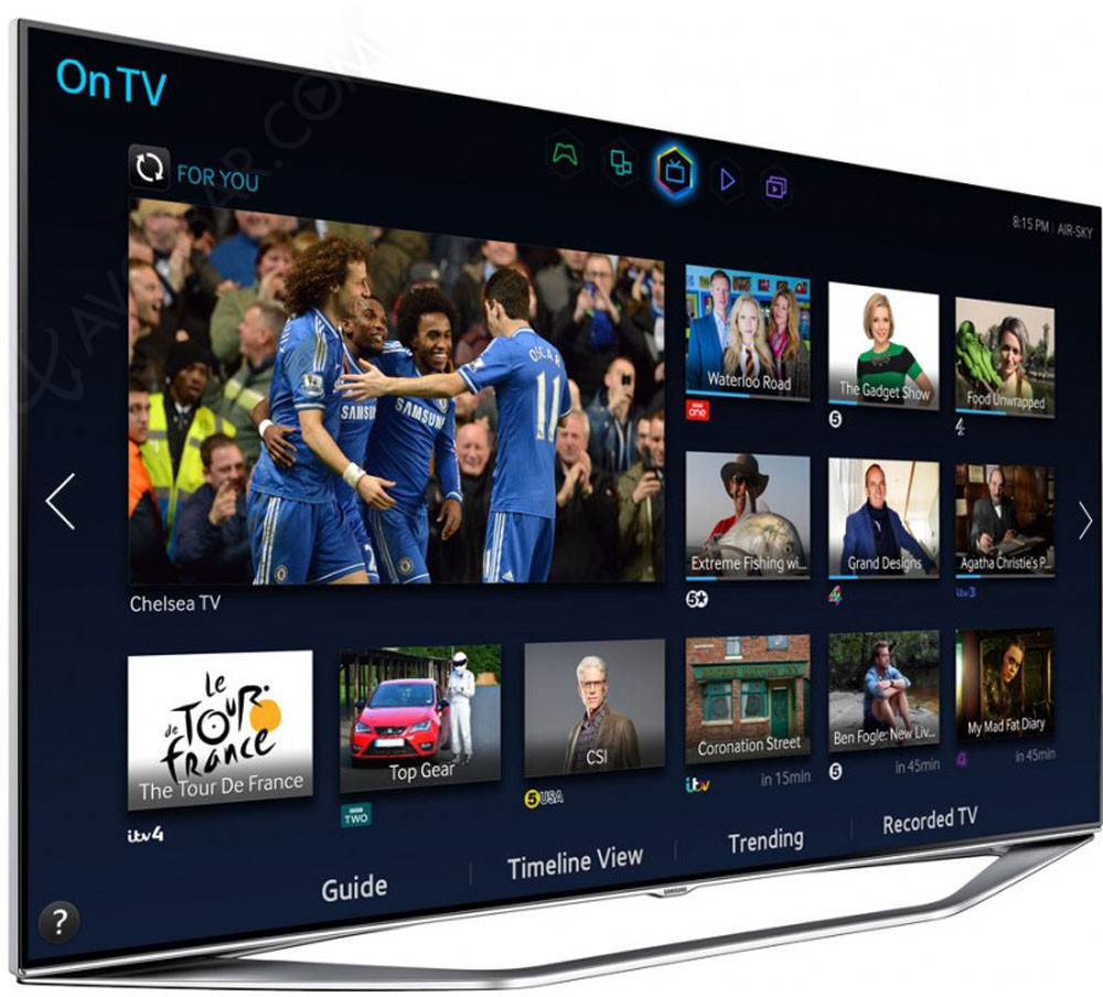 Tv Led Samsung H7000 Mise 224 Jour Prix Indicatifs Et