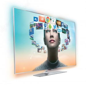 TV LED Philips PFS8159 : un seul TV Android, bis