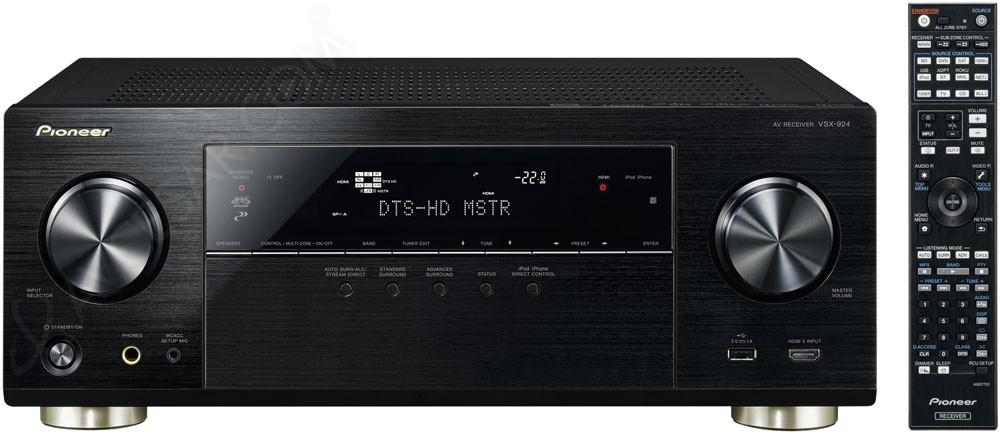 Pioneer Vsx 924 K Pioneer Vsx 924 S Amplificateur 7 2