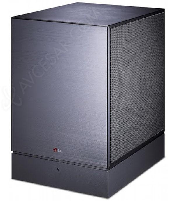 lg nb4540 barre de son 2 1 bluetooth caisson sans fil. Black Bedroom Furniture Sets. Home Design Ideas