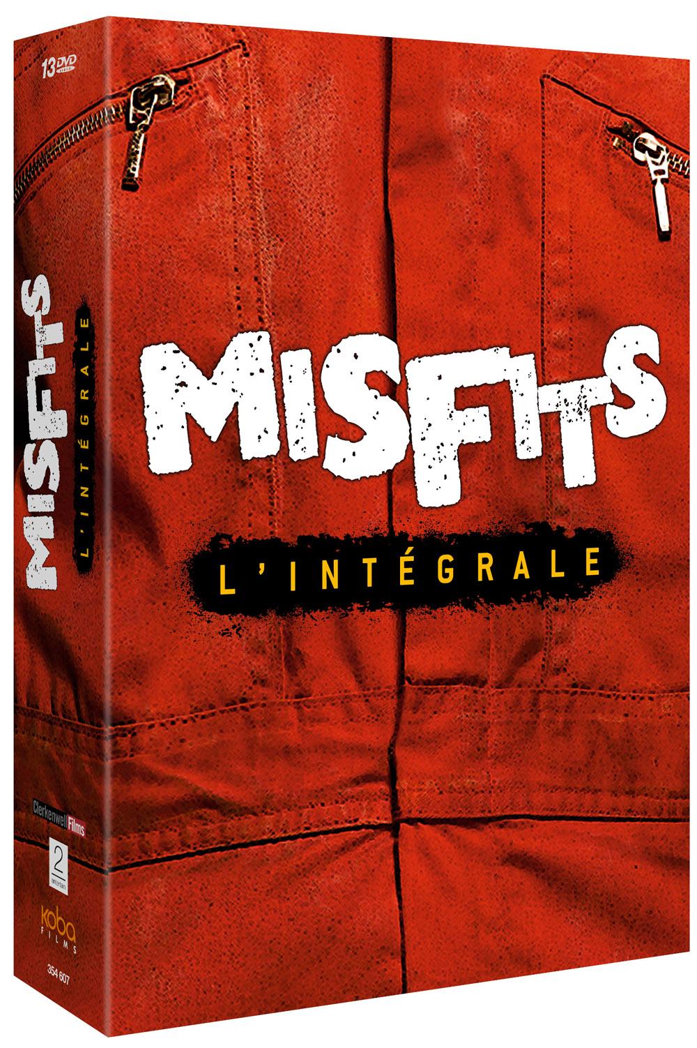 Misfits Saison Bientot En Dvd Coup De Tonnerre Dans Les Chaumieres Streaming Vf Vostfr