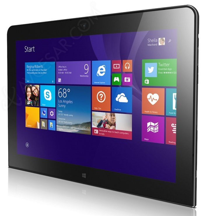 lenovo thinkpad 10 tablette windows 8 1 pour les pros. Black Bedroom Furniture Sets. Home Design Ideas