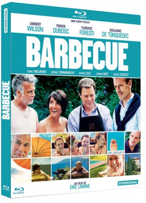 Barbecue avec Lambert Wilson et Franck Dubosc : le cœur des hommes