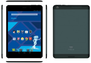 IFA 14 > HaierPad G781 : tablette 7'' ultra-fin + 3G