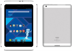 IFA 14 > HaierPad 782 : tablette 7'' + Android 4.4 à prix attractif
