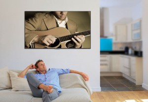 IFA 14 > TV LED Ultra HD Sharp UD20 : 60'' et 70'' annoncés