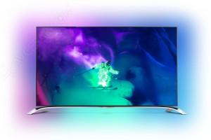 IFA 14 > TV LED Ultra HD Philips PUS9109 : deux références Android TV annoncées