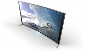 IFA 14 > TV LED Ultra HD courbe Sony S9005BB : mise à jour prix indicatifs