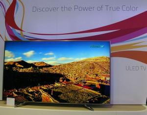 IFA 14 > TV LED Ultra HD Hisense : 5 modèles Uled annoncés