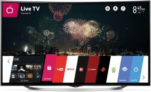 IFA 14 > TV LED Ultra HD LG UC970V : deux modèles courbes annoncés