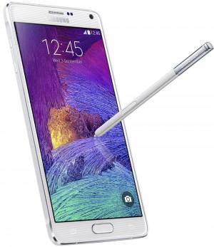 IFA 14 > Samsung Galaxy Note 4 : meilleur écran, 4G+ et belles photos