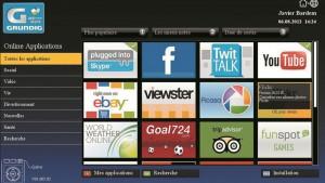 IFA 14 > TV LED Ultra HD Grundig VLX8484BL : 48'' et 55'' au programme