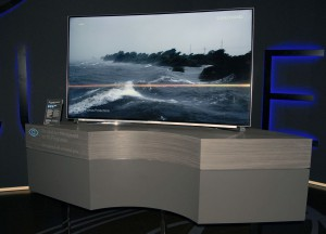 IFA 14 > TV LED Ultra HD Grundig courbe : en approche pour 2015