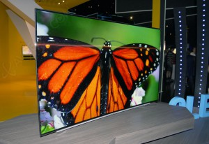 IFA 14 >TV Oled Ultra HD Grundig courbe : en approche pour 2015, bis