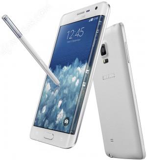 IFA 14 > Samsung Galaxy Note Edge : smartphone à écran incurvé sur le bord