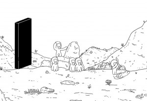 2001 de Kubrick en une minute : l'odyssée abrégée