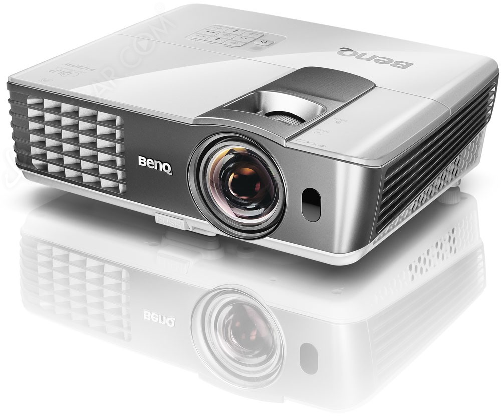 Vid oprojecteur benq w1080st dlp 3d home cin ma courte - Videoprojecteur home cinema pour un interieur ultra moderne ...