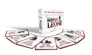 (MAJ) Coffrets Sergio Leone, le maître du western : pour une poignée de spaghettis