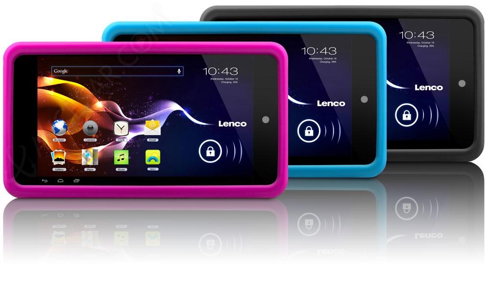 Lenco tab 520 et lenco tab 520 mini une tablette pour - Tablette a petit prix ...