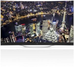 TV Oled courbe LG 77EC980V : mise à jour prix indicatif