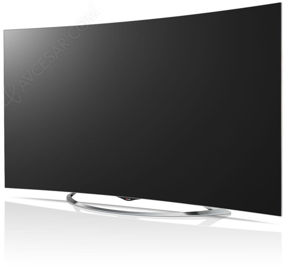 tv oled courbe lg 65ec970v mise jour prix indicatif. Black Bedroom Furniture Sets. Home Design Ideas