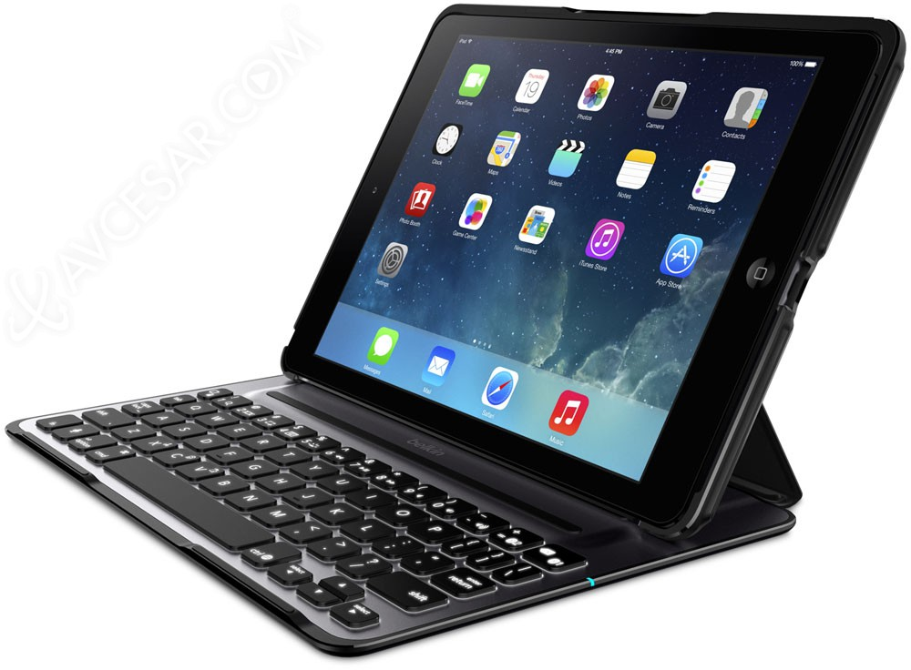 belkin qode ultimate pro tui clavier pour ipad air. Black Bedroom Furniture Sets. Home Design Ideas