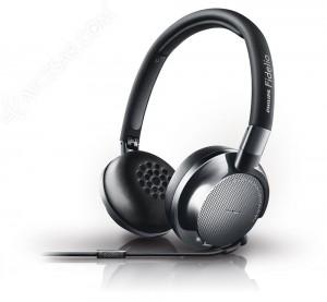 casque philips fidelio nc1 qualit audiophile et r ducteur de bruit. Black Bedroom Furniture Sets. Home Design Ideas