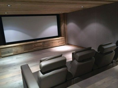 Waterfall Professional Custom Series : Home Cinéma accessible, performant et discret