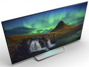 CES 15 > TV LED Ultra HD Sony X8509C : trois modèles en approche