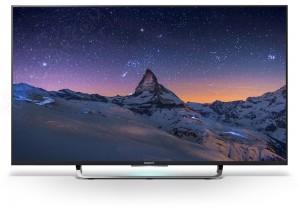 CES 15 > TV LED Ultra HD Sony X8309C : deux modèles au menu